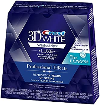 Crest 3D White Professional Effects 20 Treatments