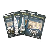 Fascinations Metal Earth 3D Metal Model Kits, Tower of Pisa