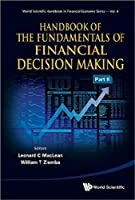 Handbook of the Fundamentals of Financial Decision Making Front Cover