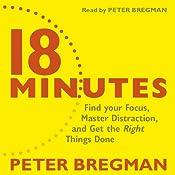 18 Minutes | [Peter Bregman]