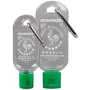 Sriracha Mini Keychain Combo Pack - 1.69oz Original Sriracha2Go