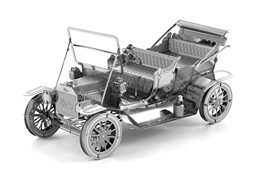 Fascinations Metal Earth 1908 Ford Model T 3D Metal Model Kit (Ford Model Car Kits compare prices)
