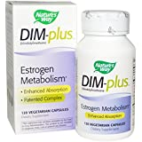 Nature's Way DIM-plus - Estrogen Metabolism Formula -- 120 Capsules