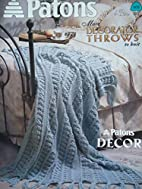 Patons: More Decorator Throws to Knit by…