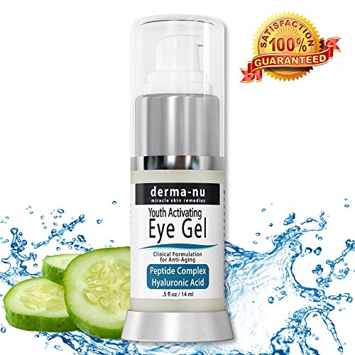 Derma-nu Miracle Skin Remedies Youth Activating Eye Gel for