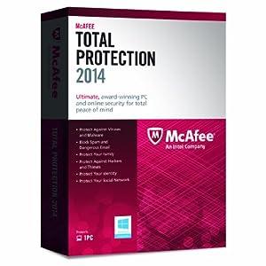 McAfee Total Protection 2014 - Software Para Seguridad