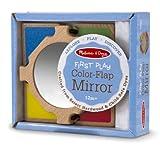 Melissa & Doug Color-Flap Mirror