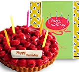 a la campagne(ア・ラ・カンパーニュ) 誕生日 バースデー ケーキ 15センチ(木いちご)