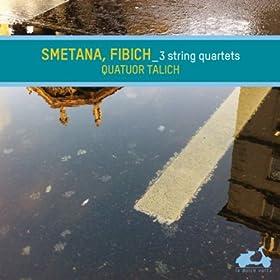 """String Quartet No. 1 in E Minor - """"From my Life"""": I. Allegro vivo appassionato"""