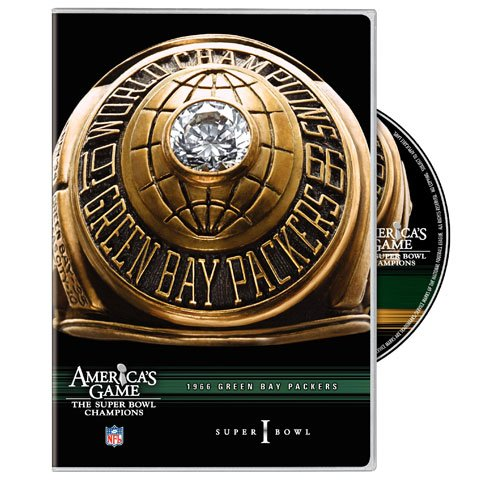 NFL Americas Game: Green Bay Packers Super Bowl I from Warner