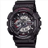 カシオ Gショック ビッグケースアナログ GA-110-1AJF 【時計 腕時計 ウォッチ おしゃれ カジュアル トケイ とけい】