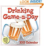 Drinking Game-a-Day 2013 Calendar