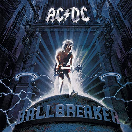CD : AC/DC - Ballbreaker