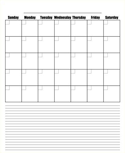 Blank Magnetic Calendar Refrigerator : Dry erase blank monthly refrigerator calendar magnets