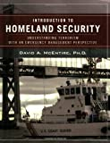 img - for Wiley Pathways Introduction to Homeland Security Understanding Terrorism With an Emergency Management Perspective by McEntire, David A. [Wiley,2008] [Paperback] book / textbook / text book