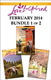 Love Inspired February 2014 - Bundle 1 of 2: The Cowboys Reunited Family\The Forest Rangers Return\Mommy Wanted