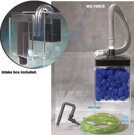 Eshopps Wd-150Cs Dual Wet/Dry System 125-150 Gallons (Eshopps Wet Dry Filter compare prices)