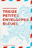 13 Petites enveloppes bleues