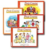Alfred's Basic Piano Prep Course Level A - Four Book Set - Includes Lesson, Theory, Technic, and Notespeller books