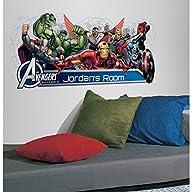 RoomMates RMK2240GM Avengers Assemble…