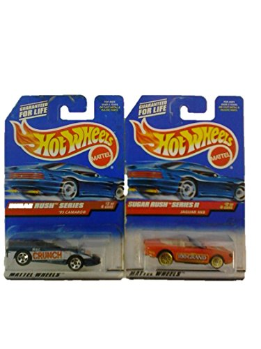 Mattel Hot Wheels 1998 Sugar Rush Series # 3 1999 Sugar Rush Series II # 2 - 1