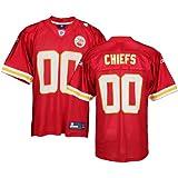 Kansas City Chiefs NFL Mens Team Replica Jersey, Red