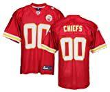 Kansas City Chiefs NFL Mens Team Replica Jersey, Red