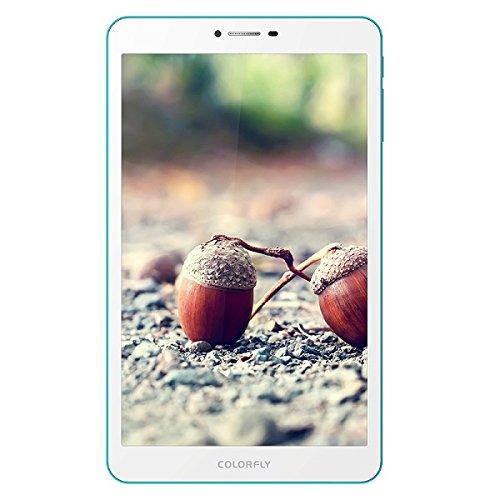 Colorfly G808 3G Octa sim フリー タブレット  「オクタコアCPU 8インチ液晶 衛星GPS Bluetooth搭載」 android タブレット アンドロイド4.4 「OS初期化後も日本語の仕様、日本語化済 ルート権限取得済、OCNモバイルONE、UmobileなどMVNOのSIM対応」 並行輸入品 (16GB版)
