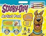 Alligator Books Scooby Doo Artist Pad