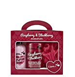 I Love... Duo Box Of Love Raspberry & Blackberry