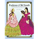 Fashions of the Old South Paper Dolls (Dover Paper Dolls)