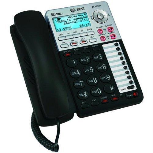 AT&T 17939 2-Line Speakerphone