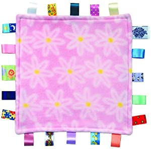 Little Taggie Blanket - Pink n' Pretty 12x12