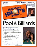 img - for The Complete Idiot's Guide to Pool & Billiards by Ewa Mataya Laurance (1998-10-30) book / textbook / text book