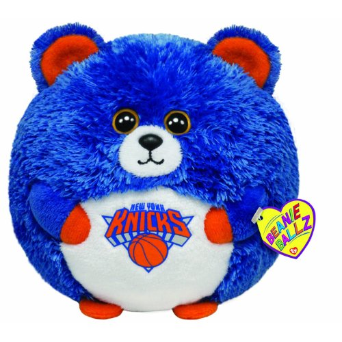 Ty Beanie Ballz New York Knicks-Nba Ballz - Large front-952138