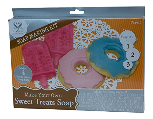 Sweet Treats Soap Making Kit