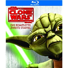 Star Wars: The Clone Wars - Die komplette zweite Staffel
