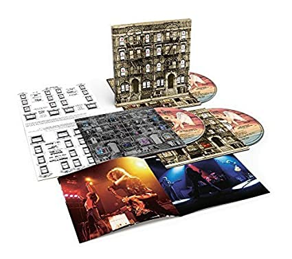Physical Graffiti by LED ZEPPELIN (2015-03-03) 【並行輸入品】