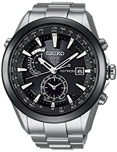 Seiko Astron GPS Solar Mens Watch SAST003G