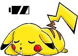 Jungen-Kinder-T-Shirt-Parodie-auf-Pikachu-von-Pokemon-Videospiel-646