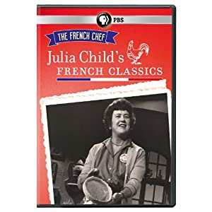 French Chef: Julia Child's French Classics [DVD] [Region 1] [US Import] [NTSC]