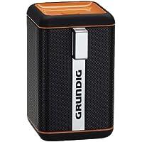 Grundig GSB 110 Bluetooth Lautsprecher schwarz/orange
