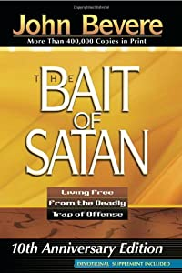 "Cover of ""The Bait of Satan: Living Free ..."