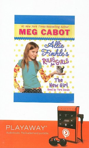 allie finkles rules for girls :the new girl by meg cabot
