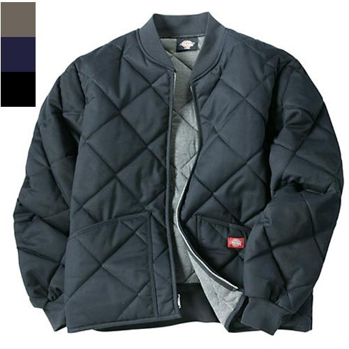 Dickies 61-261 Diamond Quilted Twill Jacket - Buy Dickies 61-261 Diamond Quilted Twill Jacket - Purchase Dickies 61-261 Diamond Quilted Twill Jacket (Dickies, Dickies Coats, Dickies Mens Coats, Apparel, Departments, Men, Outerwear, Mens Outerwear, Coats, Full Length, Mens Coats, Full Length Coats, Mens Full Length Coats)
