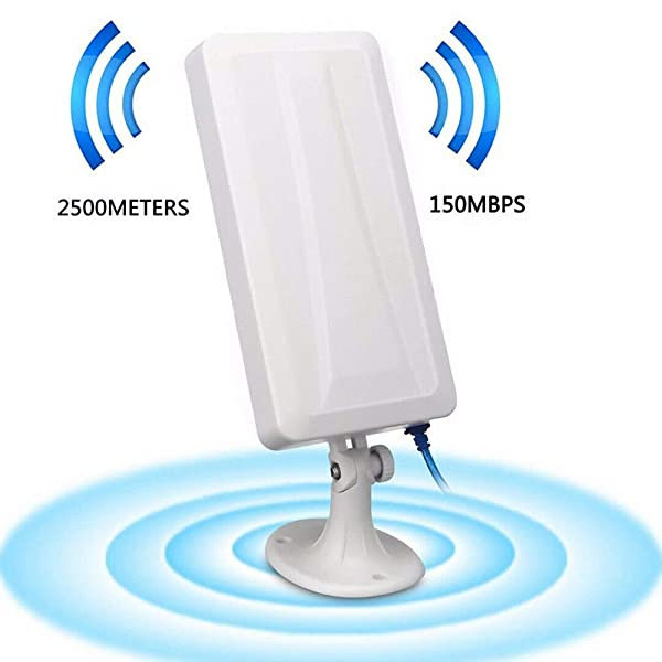 WiFi Range Extender,Outdoor WiFi Repeater Wireless Signal Booster