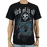 Merchandise - Sick Of It All - Death Or Jail Band T-Shirt, schwarz, Größe:M von Sick Of It All