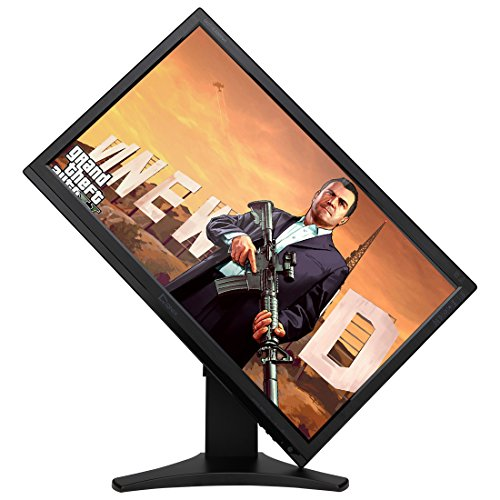 "Qnix Qx2710 Led Evolution Ii Dpmulti True10 Pivot 27"" 2560X1440 Overclockable 27 Inch Monitor"