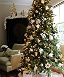 Tree-Classics-Classic-Fraser-Fir-Artificial-Christmas-Tree-65-Feet-Prelit-Color-Changing-LED-Lights