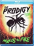 Live World's On Fire [CD & Blu Ray] The Prodigy